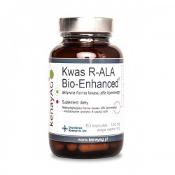Kwas R-ALA Bio-Enhanced 60 kaps.