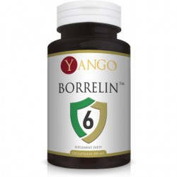 Borrelin 6 TM 100 kaps.