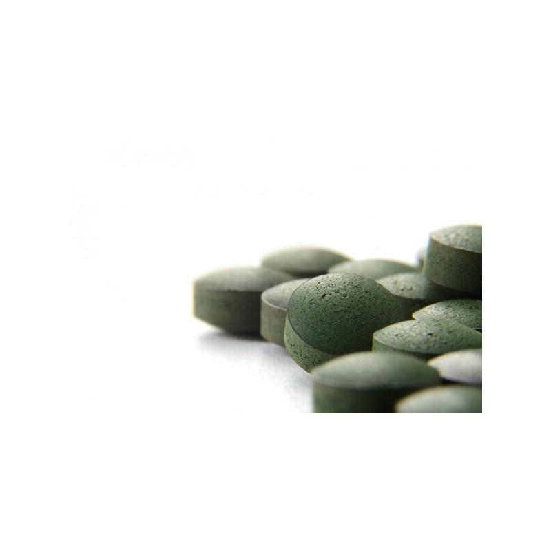 Spirulina organiczna 600 tabl.