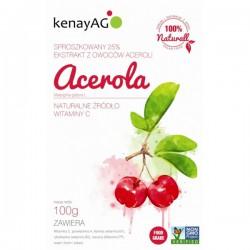 ACEROLA sproszkowany ekstrakt 100 g