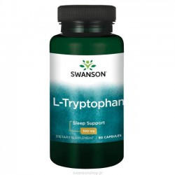 L-tryptofan 500mg 60kaps