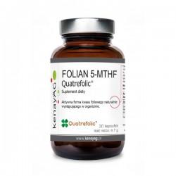 Folian 5- MTHFR Quatrefolic 30 kaps.
