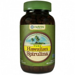 Hawaiian Spirulina® SPIRULINA HAWAJSKA PACIFICA 500 mg 400 tabletek