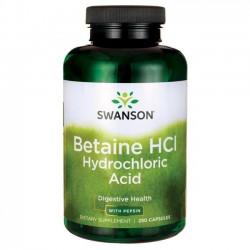 Hydrochloric acid 250 kaps.
