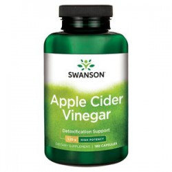 Apple Cider Vinegar 625 mg  180 kaps.