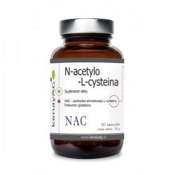 NAC N-acetylo-L-cysteina 60 kapsułek