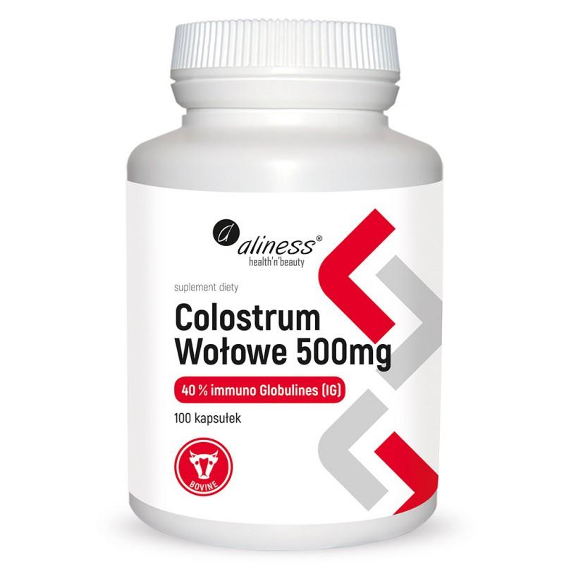 colostrum aliness