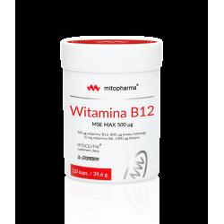 Witamina B12 MSE MAX 120 kaps.