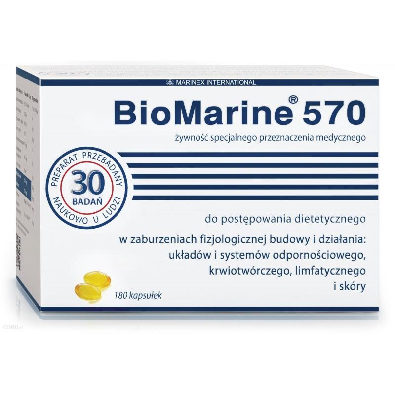 Biomarine 570 180 kaps.