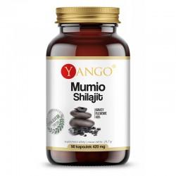 Mumio - 40% kwasów...