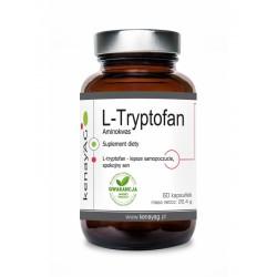 L-Tryptofan (60 kapsułek)
