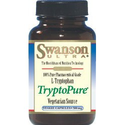 L- tryptophan AjiPure 500mg 90 kaps.