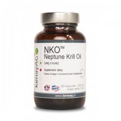 Olej z kryla NEPTUN 500mg 60 kaps.