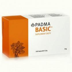 Padma BASIC 0,5g 100 kaps.